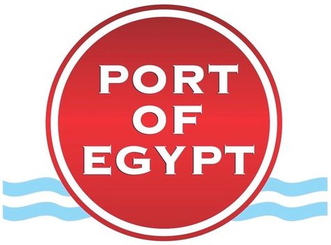 Port of Egypt Marine logo