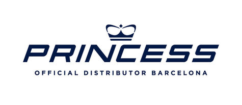 PRINCESS YACHTS BARCELONAlogo