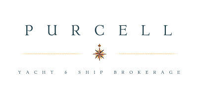 PURCELL YACHTS | Toll Free (877) 298-4519 |  Cell  (310) 701-5960 | OPEN 7 DAYS A WEEK!!!logo