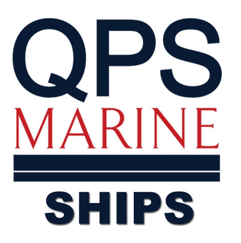 QPS Marine Shipslogo