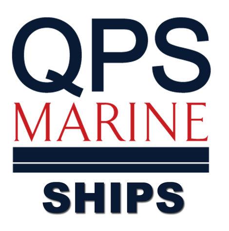 QPS Marine Ships logo