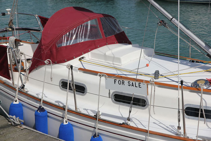 VAT on yacht for sale