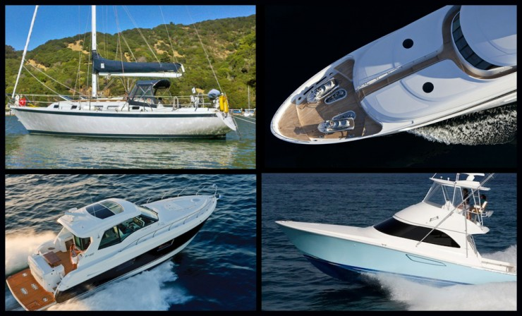 Choose a broker by which boat you're trying to sell