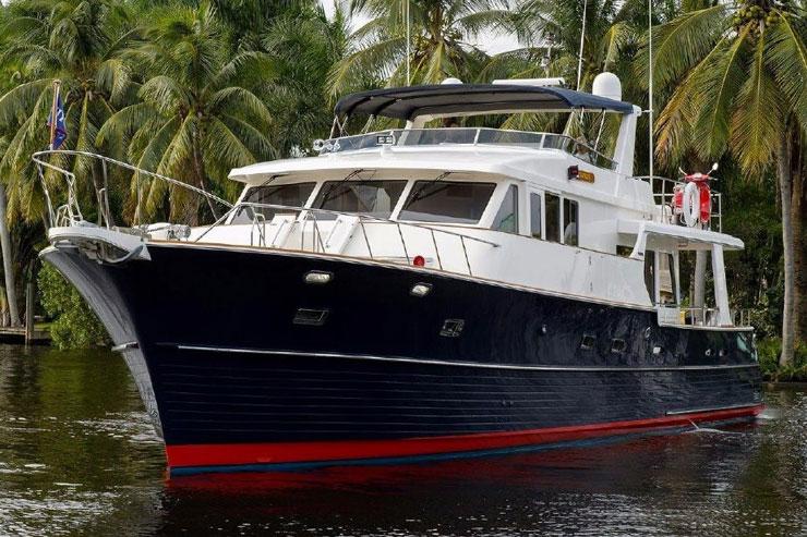 Cinq grands yachts disponibles pour votre budget