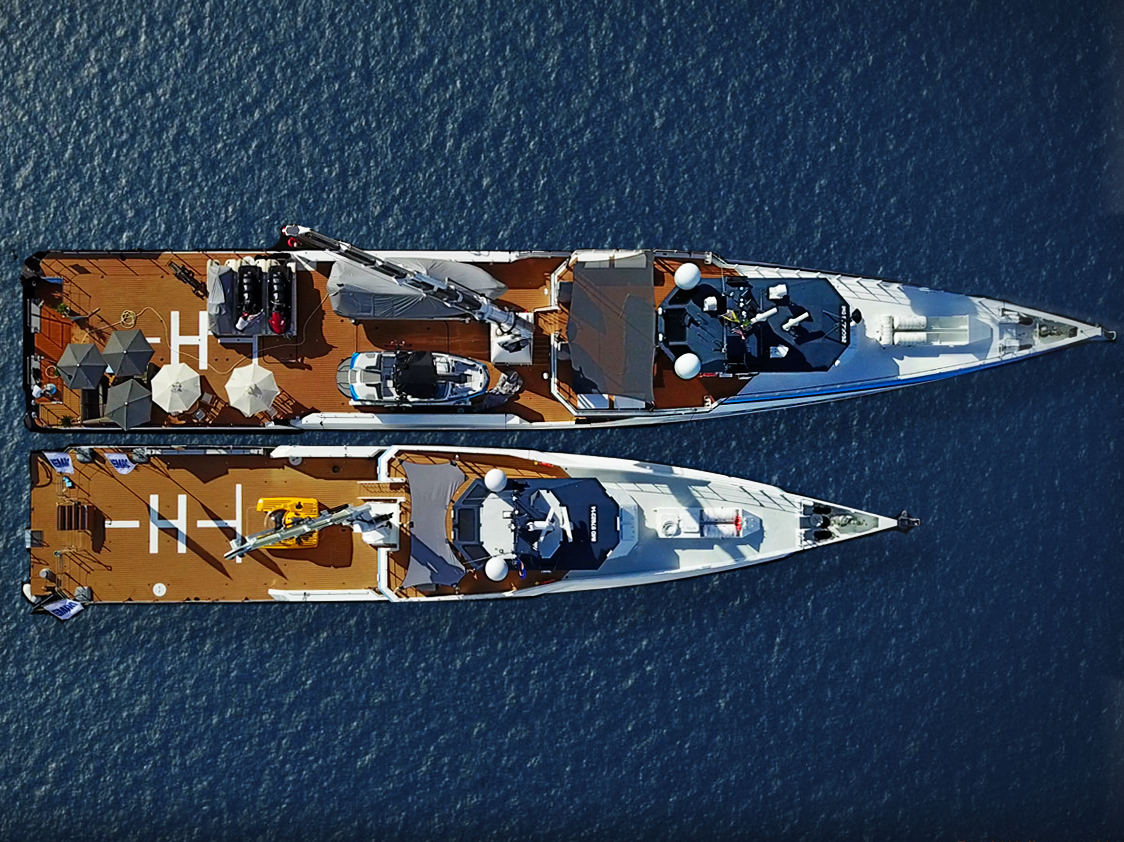 Superyachts and Sustainability