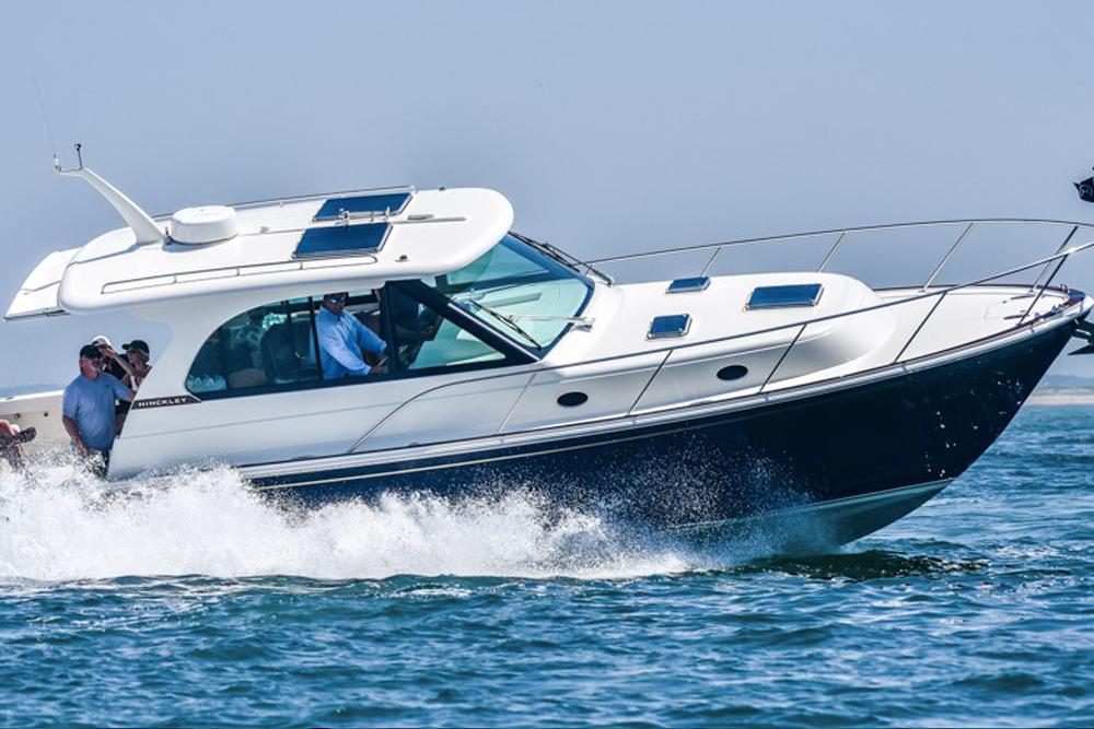 Hinckley 40X Sport Boat
