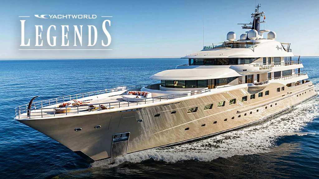 YachtWorld Legends Video Series
