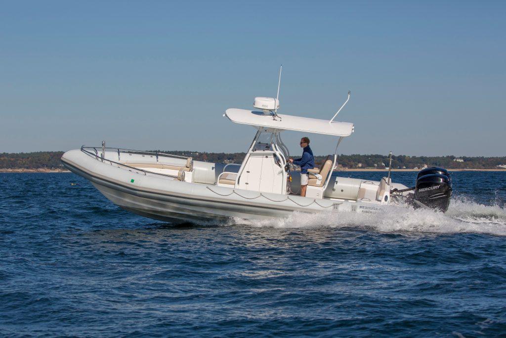 Ribcraft Boat