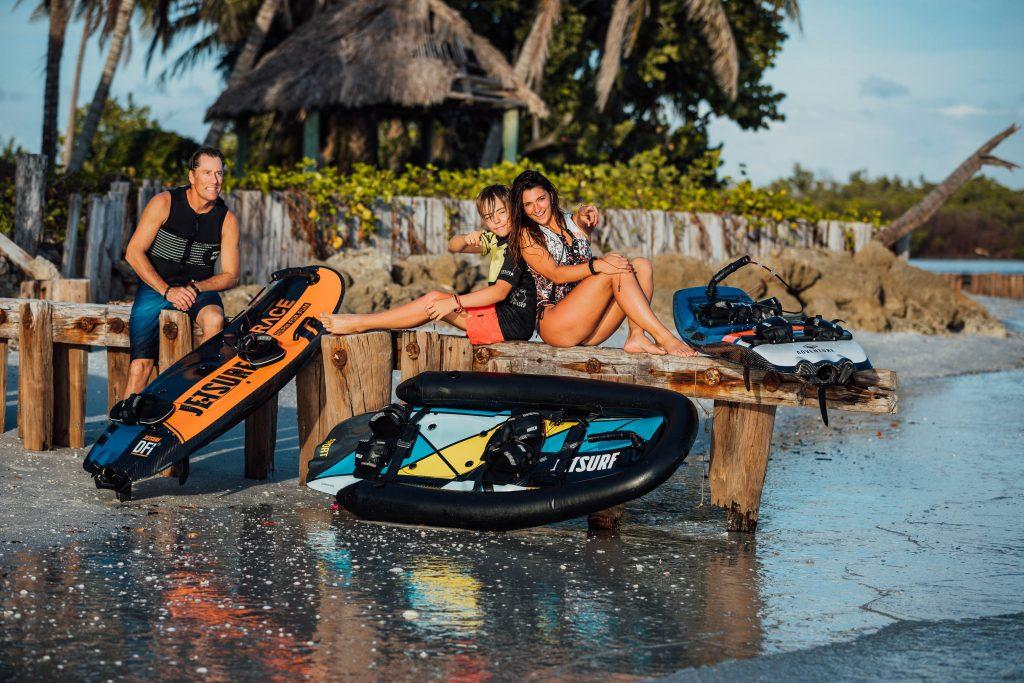 Jetsurf RIB Surfboard