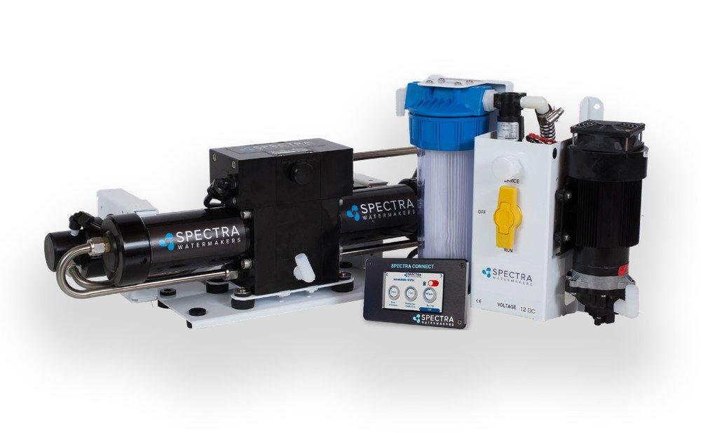 Ventura 150c and 200c watermakers