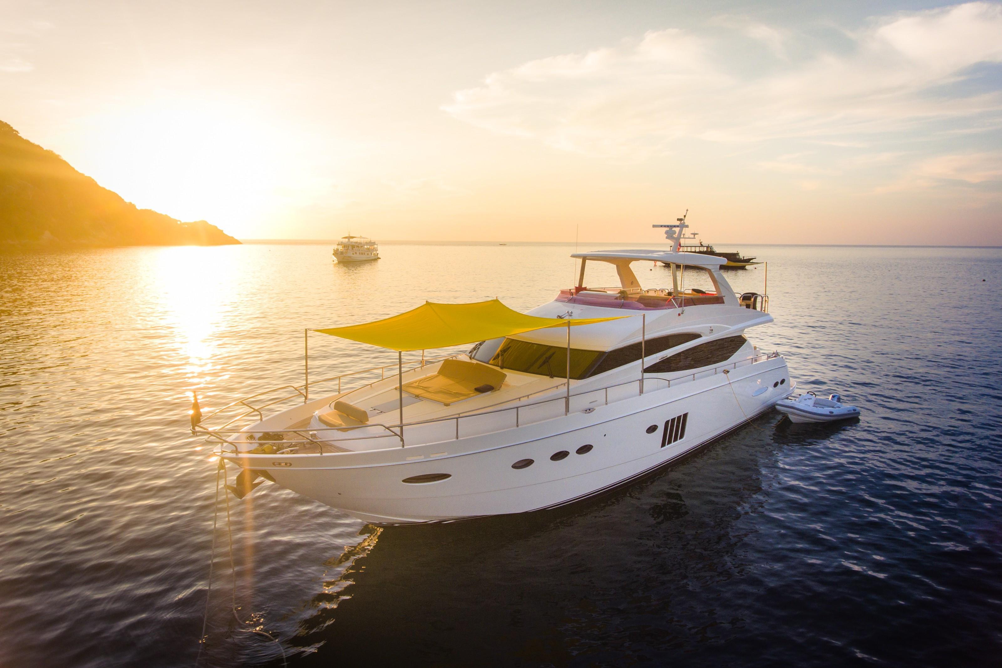 Princess Y78 Luxury Motor Yacht