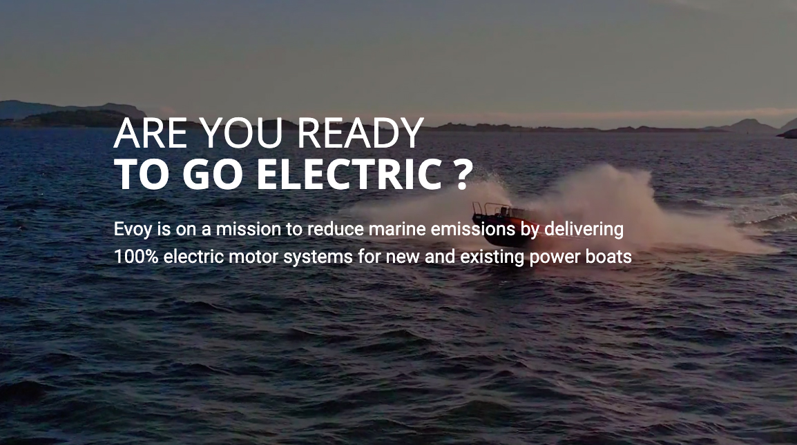 Evoy Electric Motors For Boats