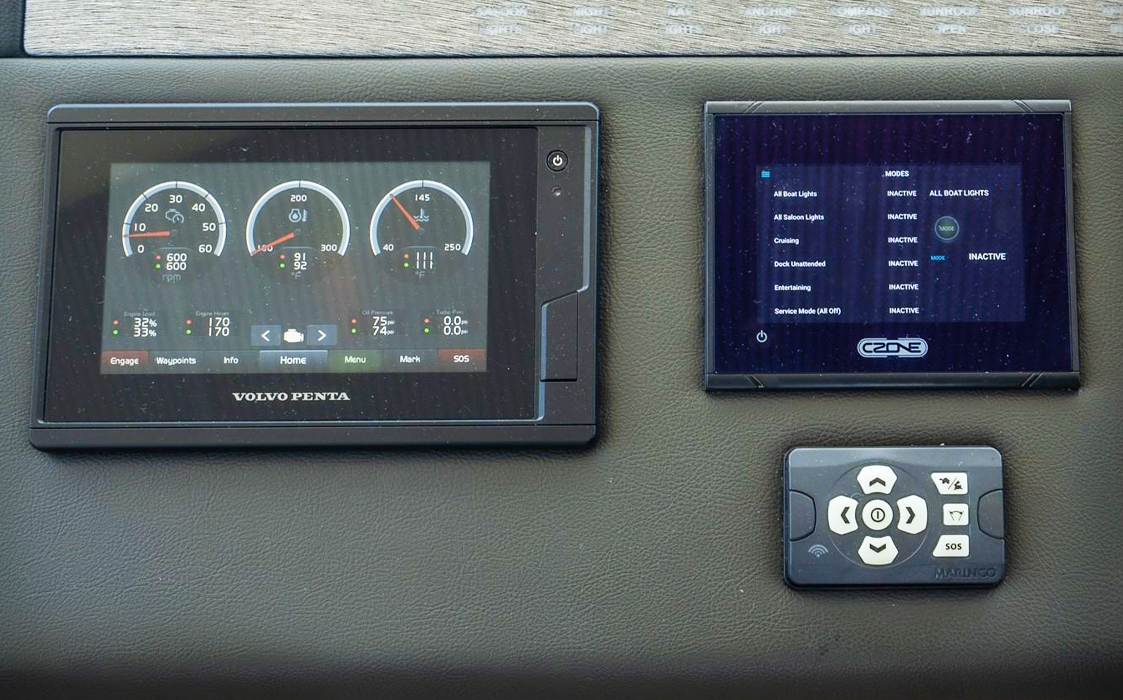 Digital Switching Onboard Boats