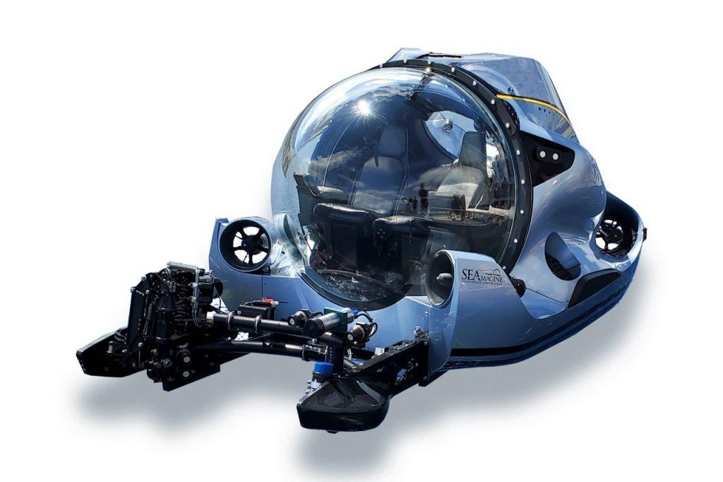 SEAmagine submarine Aurora-3C