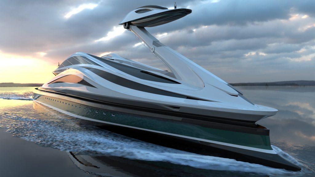 Avanguardia yacht design