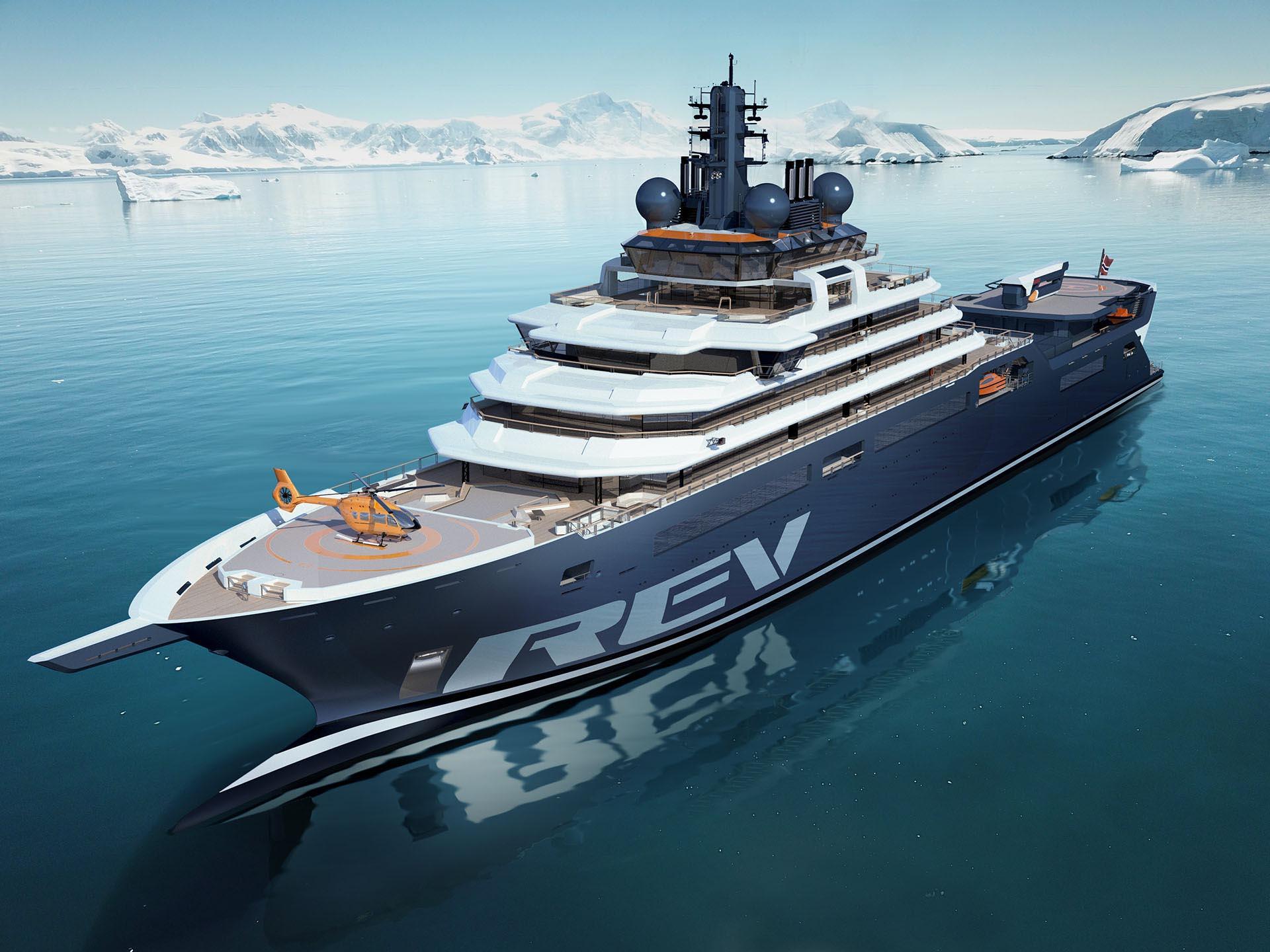 REV-Ocean render, supplied by Espen Oeino