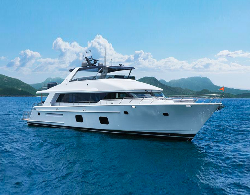 CL Yachts CLB88 Motor Yacht