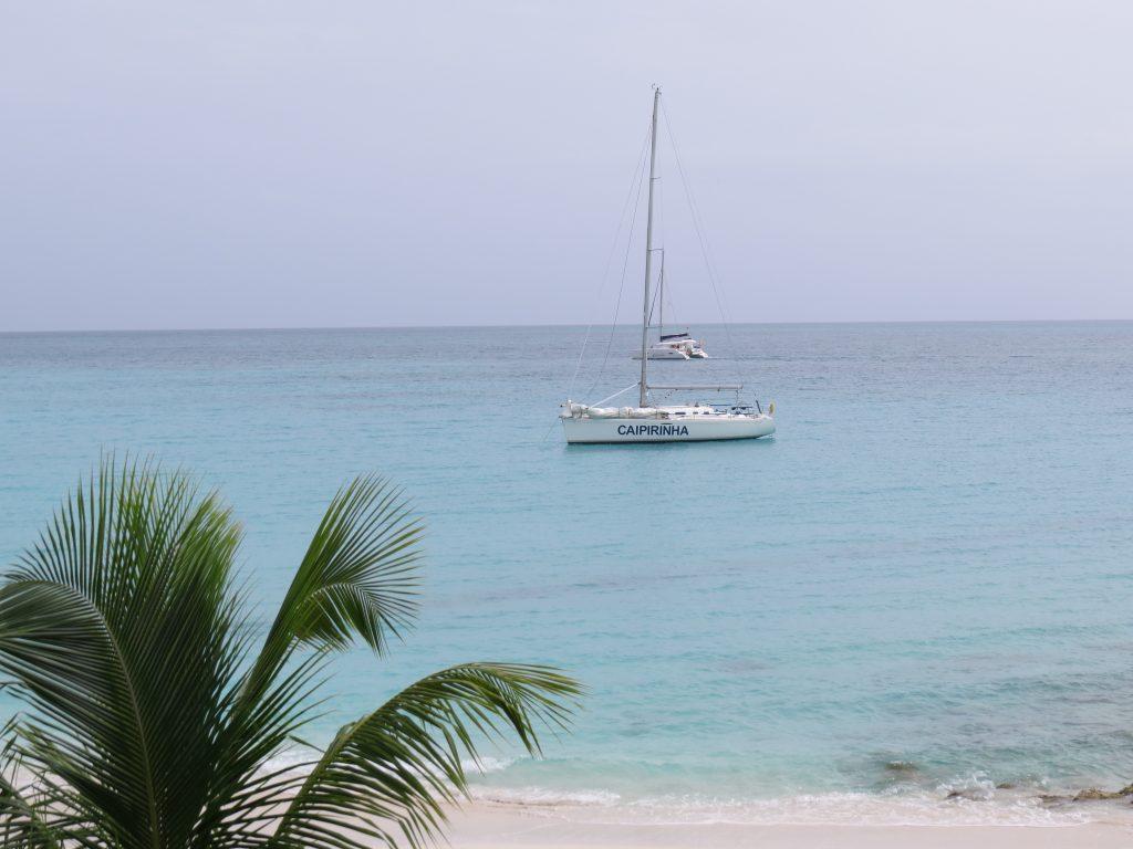 Antigua anchorage