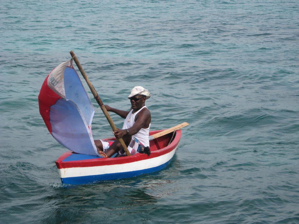 Grenadines Boat Boy