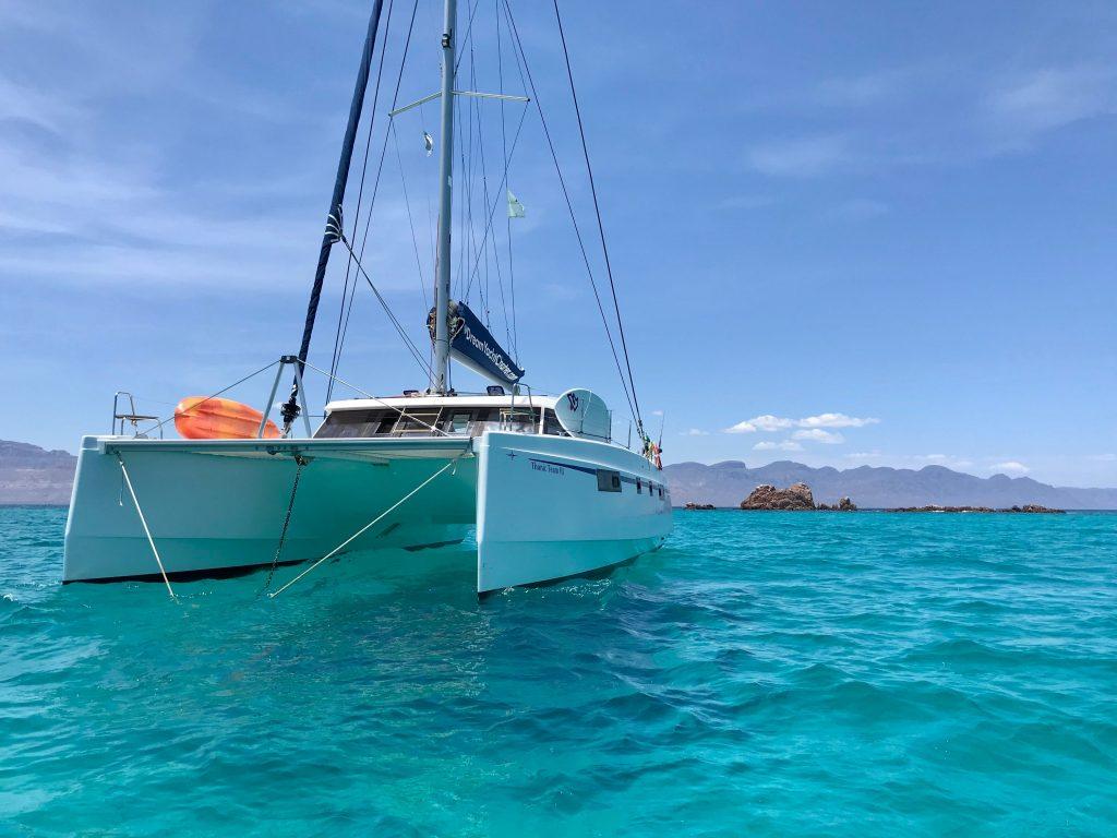 Mexico-catamaran