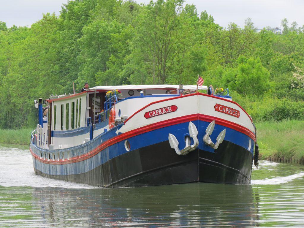 Riverboat France