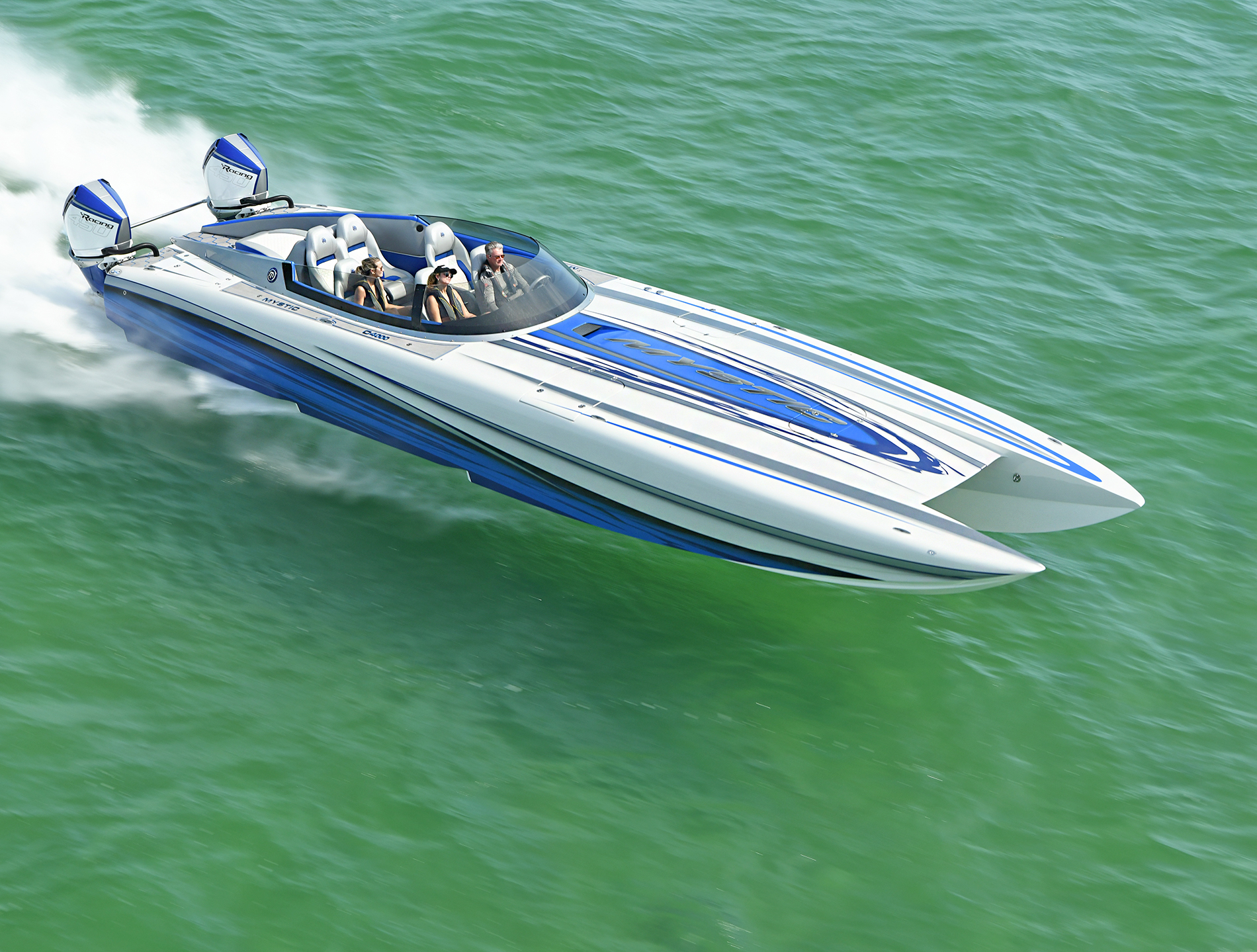 Mystic Go Fast Speed Boat
