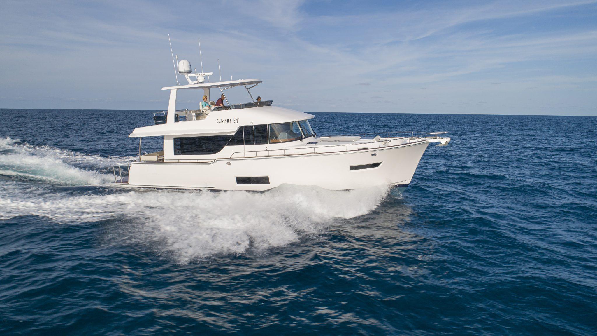 2021 Summit 54 Motor Yacht By Kadey-Krogen