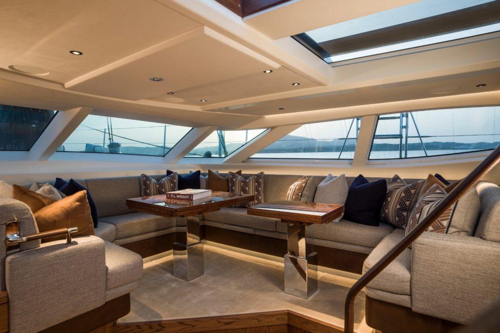 Oyster-885 New-Fleet-Interior-Saloon