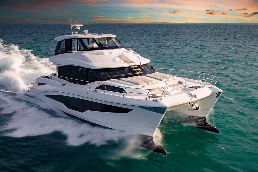Aquila 70 Luxury Power Catamaran Yacht