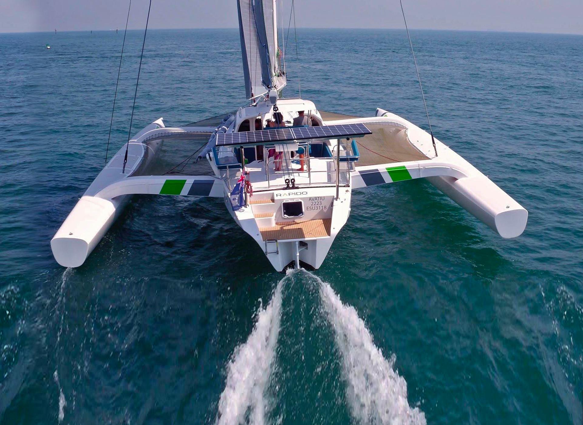 Rapido 60 Trimaran Sailing Yacht