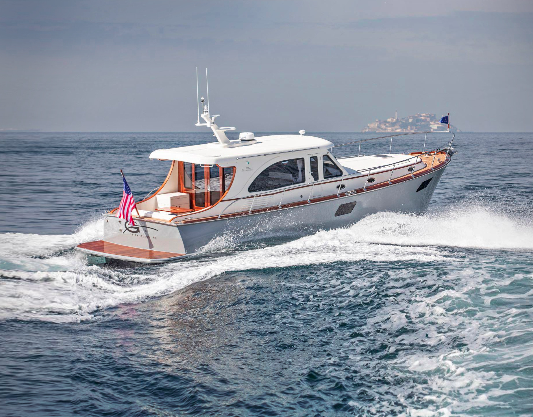 Vicem 50 Classic Yacht Review