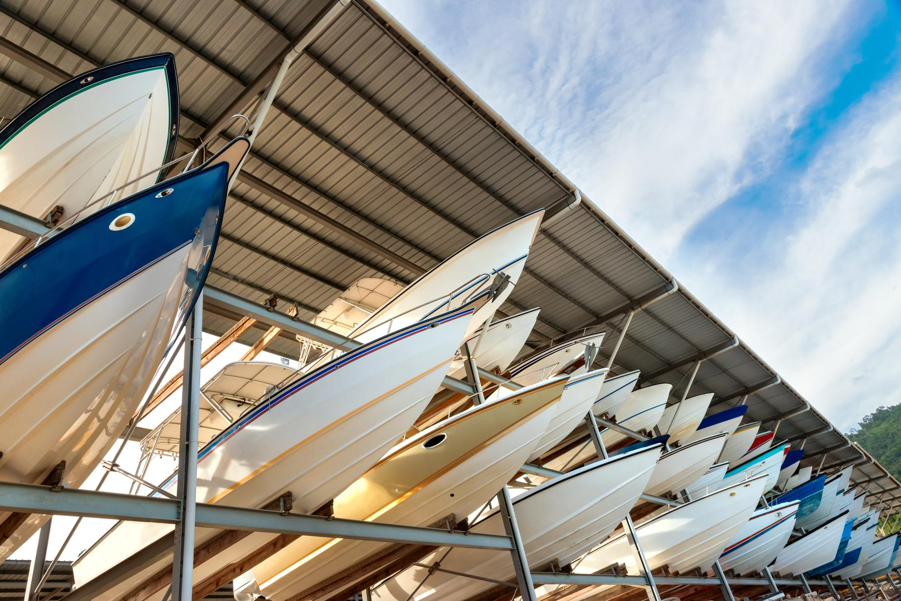 Boat And Yacht Storage Guide