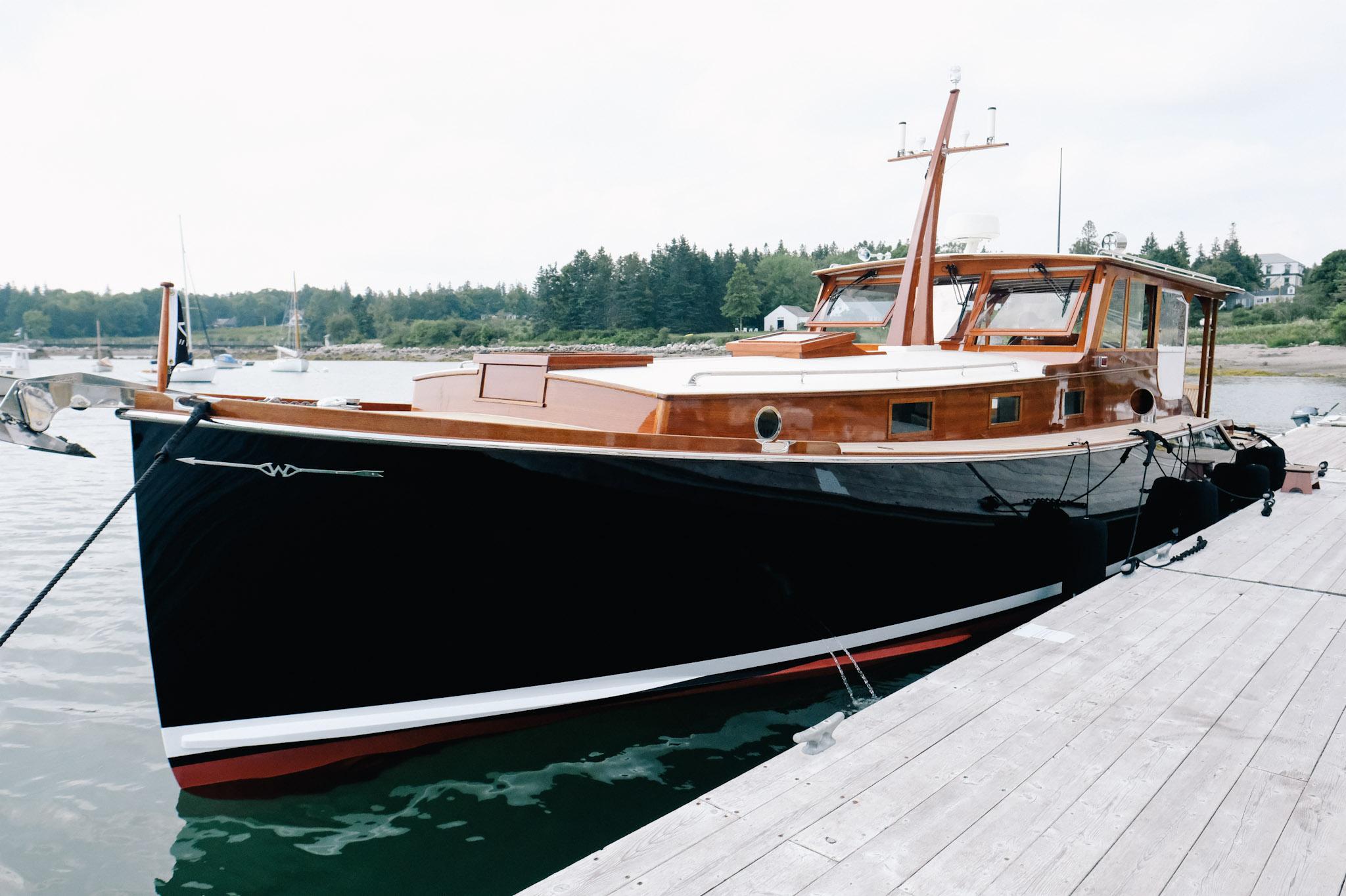 Wheeler 38 - Legend The Hemingway Boat Pilar Reconstructed