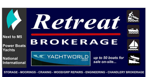 The Retreat Boatyard Ltd logo