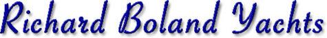 Richard Boland Yachts logo