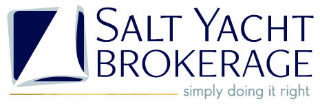 Salt Yacht Brokerage Company logo