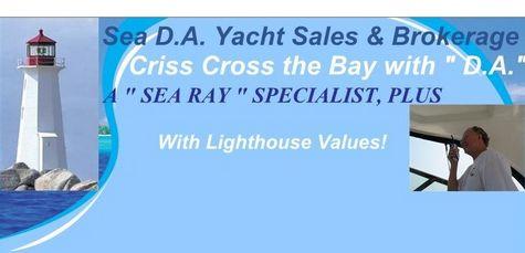 Sea D.A. Yachts logo