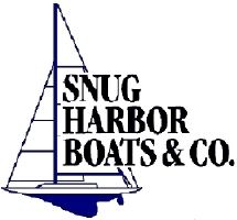 Snug Harbor Boats logo