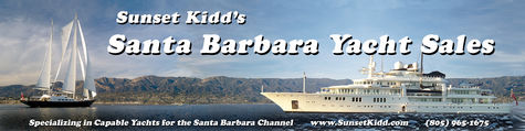 Sunset Kidd Santa Barbara Yacht Saleslogo