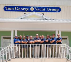 Tom George Yacht Group image