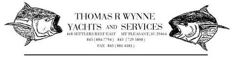TR Wynne Yachtslogo