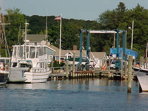 Watch Hill Yacht Services, LLC image