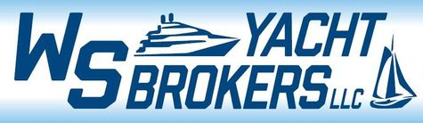 W S Yacht Brokers logo