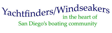 Yachtfinders/Windseakers logo