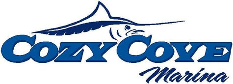 Cozy Cove Marina, Inc. logo