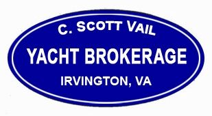 C. Scott Vail Yacht Brokerage LLC. logo