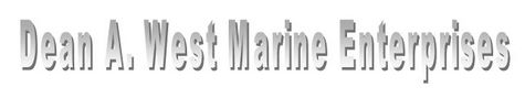 Dean A. West Marine Enterprises logo