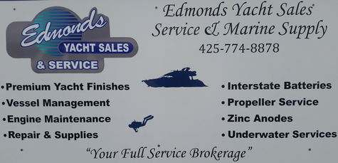 Edmonds Yacht Sales logo