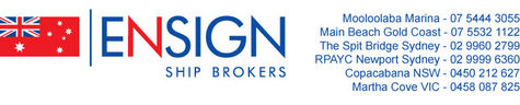 Ensign Ship Brokers logo