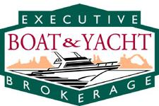 Executive Boat & Yacht Brokerage logo